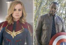 Captain Marvel Vs Captain America: Brie Larson & Anthony Mackie To Fight For Leadership?