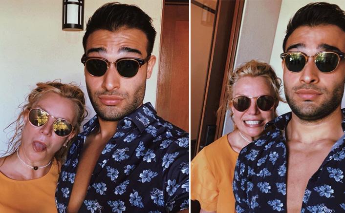 Britney Spears & Boyfriend Sam Asghari Jet Off To Hawaii(Pic credit: Instagram/britneyspears)