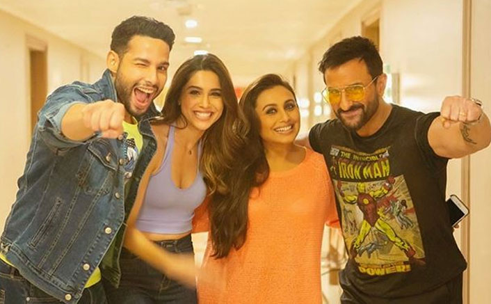 Bunty Aur Babli 2 director: Worked with small crew than during normal times