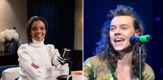 "Candace Owens Says ""Sorry, I'm Not Sorry"" On Her 'Outright Attack On Manly Men' Comment About Harry Styles' Vogue Cover"