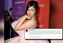 Cardi B Shares An Apology After Hosting Large Thanksgiving Dinner, Twitterati Not Happy