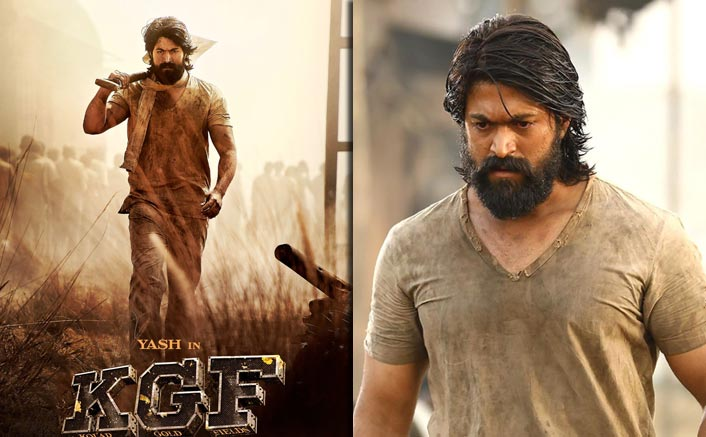 Check Out BTS Pics Of KGF Chapter 1 Ft. Yash