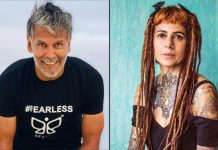 Check Out Milind Soman's Cryptic Post Amid N*de Pic Controversy