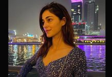 Check this out! Ananya Panday was in Dubai for this reason