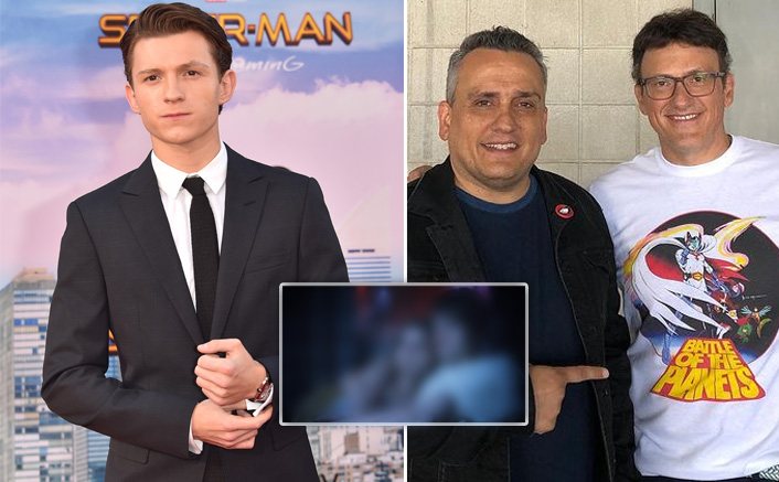 Cherry First Look Out: The Film Stars Tom Holland & Ciara Bravo(Pic credit: Instagram/therussobrothers, Getty Images)