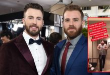 Chris Evans Scared By Scott Evans' Thanksgiving 2020 Prank, Captain America Has Good Comeback; Watch
