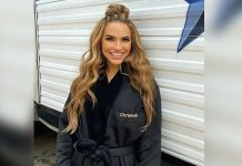 """Chrishell Stause On Dancing With The Stars: I Feel Like This Show Has Been Very Therapeutic"""""""