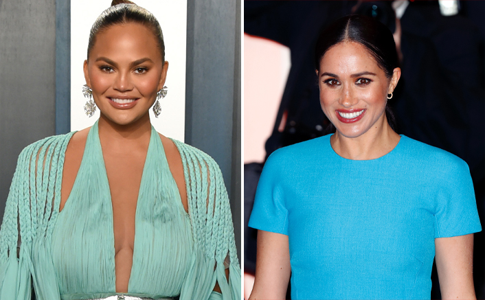 Chrissy Teigen Comes In Support Of Meghan Markle