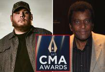 CMA 2020: Luke Combs Takes Home 2 Trophies, Charley Pride Wins Lifetime Achievement Award – Full Winner List Inside