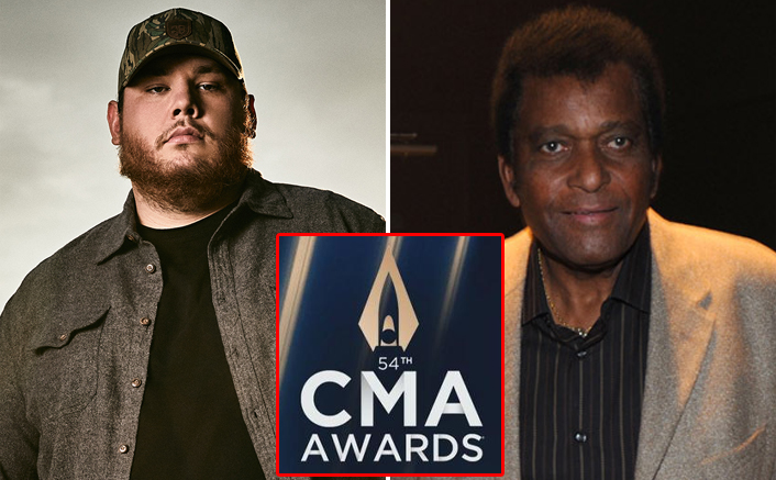 Luke Combs Wins 2 Trophies, Charley Pride Bestowed With The Lifetime Achievement – Here's Who Won What At CMA 2020
