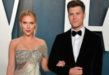 Colin Jost Shows Off His Wedding Ring On SNL After Marrying Scarlett Johansson