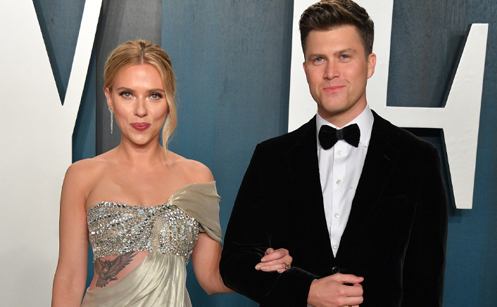 Colin Jost Flaunts His Wedding Ring On SNL Days After Marrying Scarlett Johansson!