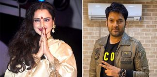 "Comedy Nights With Kapil: When Rekha Grilled Kapil Sharma For Not Watching Her Films, Said ""This Is Nothing To Clap About"""