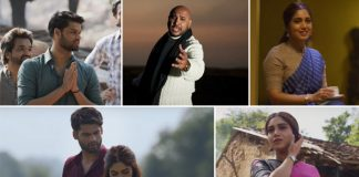 CREATORS UNVEIL 'BARAS BARAS' ROMANTIC SONG OF THE UPCOMING CONSPIRACY THRILLER MOVIE, DURGAMATI STARRING BHUMI PEDNEKAR