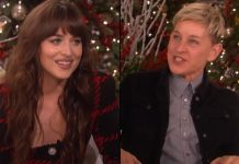 Dakota Johnson & Ellen DeGeneres Are Too Hilarious In This Throwback Video