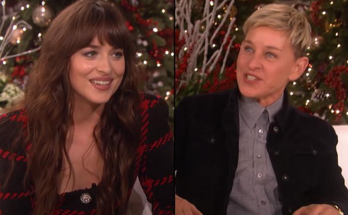 Dakota Johnson & Ellen DeGeneres Are Too Hilarious In This Throwback Video