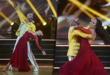 "Dancing With The Stars Season 29: AJ Mclean & Cheryl Burke Out Ahead Of Finale, Singer Says, ""I Don't Think It's Really Hit Me Yet"""