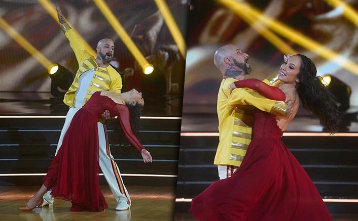 AJ Mclean & Cheryl Burke Earn 23 Points In Final Performance On Dancing With The Stars Season 29(Pic credit: Instagram/dancingabc)