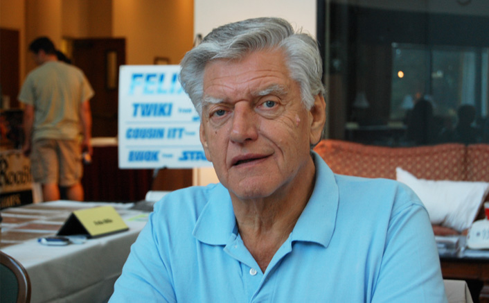 Dave Prowse Was 85 And Passed Away After Short Illness