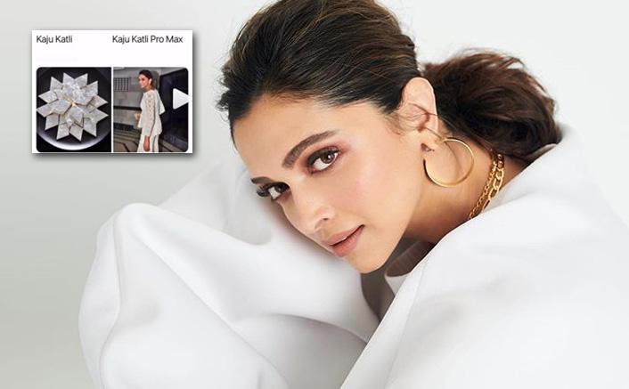Deepika Padukone Posts An Hilarious Meme On Her That Draws Her Comparison With Kaju Katli(Pic credit: Instagram/deepikapadukone)