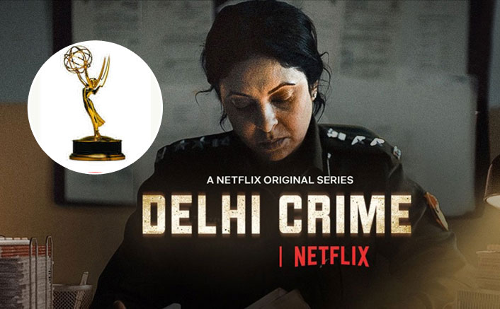 Delhi Crime Wins International Emmy For Best Drama Series