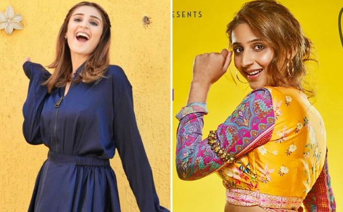 Dhvani Bhanushali celebrates 700 million views of 'Leja re'