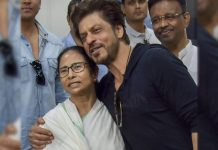 Didi wishes SRK on birthday, calls him 'charming brother'
