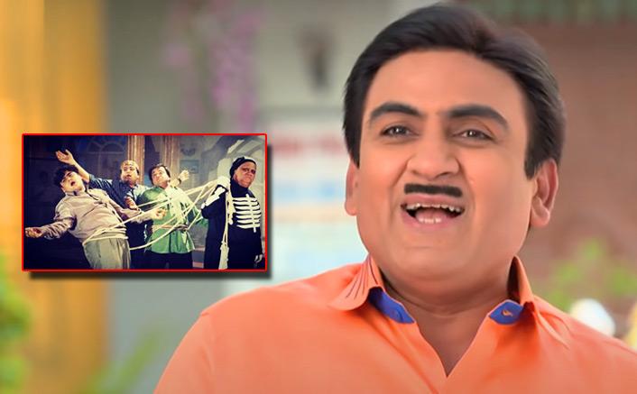 Dilip Joshi Shares A Throwback Still From 1998 Show Hum Sab Ek Hain