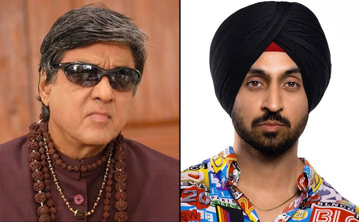 Diljit Dosanjh's Latest Funny Tweet Is Proof That He Doesn't Want Any Panga With Mukesh Khanna