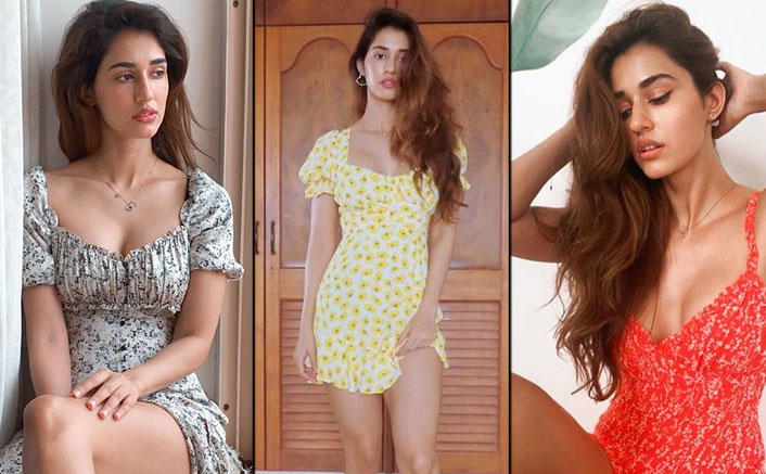 Disha Patani Is A Sucker For Floral Dresses Like Many Of Us - 5 Times She Turned Into A Little Miss Sunshine!