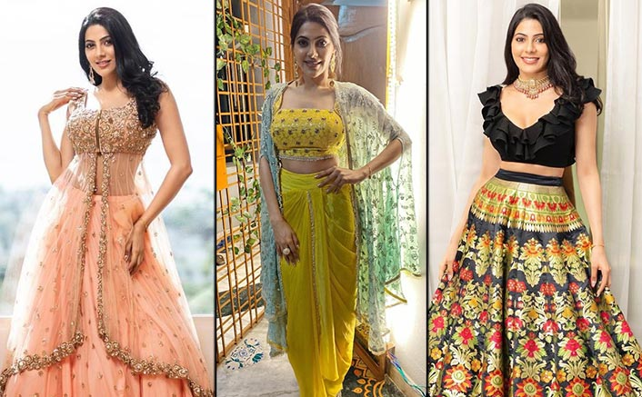 Diwali 2020: Bigg Boss 14's Nikki Tamboli Is An Ethnic Wear Queen Who Will Kick In The Festive Mood With Her Style