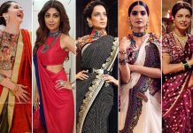 Diwali 2020: From Sonam Kapoor To Kangana Ranaut, Take Some Saree Draping Tips From These Beautiful Actresses
