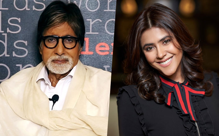 Diwali 2020: No Parties By Amitabh Bachchan & Ekta Kapoor This Year?(Pic credit: Facebook/Ekta Kapoor)