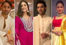 Diwali 2020: Shaheer Sheikh To Hina Khan, 10 TV Celebs Whose Traditional Looks Will Make You Look The Best!