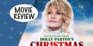 Dolly Parton's Christmas on The Square Movie Review