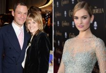 Dominic West To End His 10-Year Marriage As He can't Get Over Lily James?