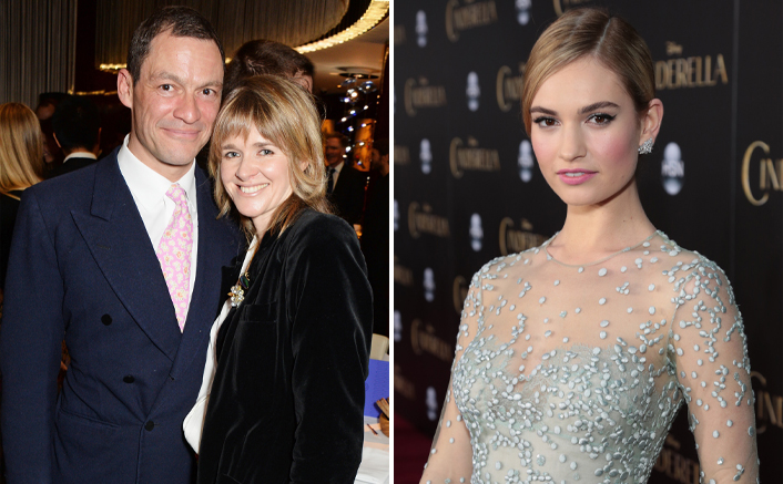Has Dominic West Finally Confessed His Feelings For Lily James To Wife Catherine FitzGerald?