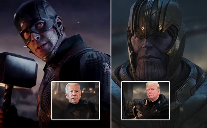 Donald Trump As Thanos, Joe Biden As Captain America & More Bold Casting Choices Discussed With Avengers: Endgame Parody Video Creator