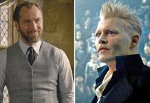 Dumbledore & Grindelwald Might Kiss In Fantastic Beasts 3