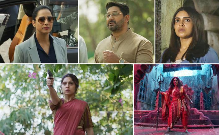 Durgamati Trailer: Bhumi Pednekar & Akshay Kumar Promise A Spine-Tingling Horror