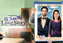 Ek Jhoothi Love Story Web Review