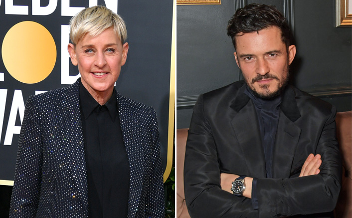 Ellen DeGeneres Snapped Checking Out A Classic Green Porsche 911 RSR In Santa Barbara Days After Orlando Bloom Did The Same(Pic credit: Getty Images)