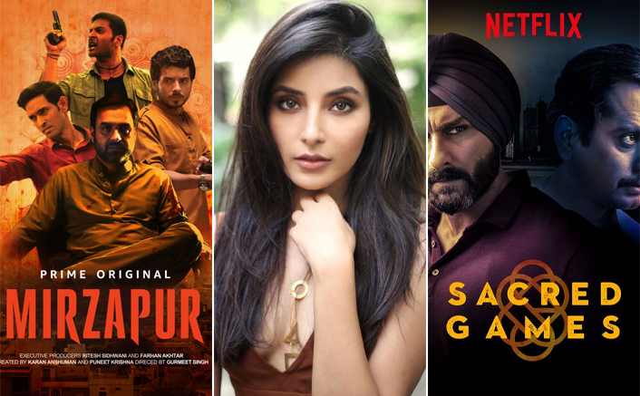 Harshita Gaur Has Been A Part Of Both Sacred Games & Mirzapur, Now Reveals Which is Closer To Her Heart