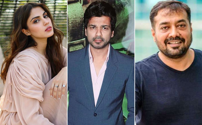 Nikhil Dwivedi claims his comment on working with Rhea Chakraborty was a mark of protest; opens up on Anurag Kashyap's #MeToo row