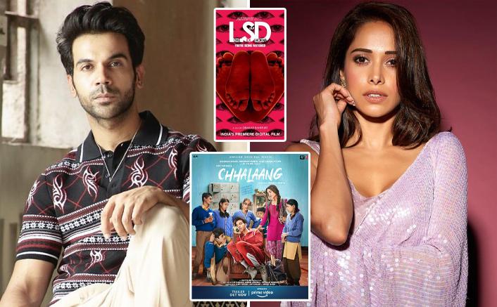EXCLUSIVE! Nushrratt Bharuccha On Changes In Her Name, Love S*x Aur Dhoka Memories With Rajkummar Rao & Chhalaang