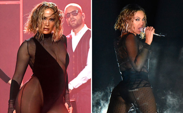 Jennifer Lopez's Sizzling AMA 2020 Performance Reminds Fans Of Beyoncé & They Are Not Pleased!