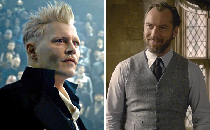 Fantastic Beasts 3: Johnny Depp's Exist Benefits Jude Law