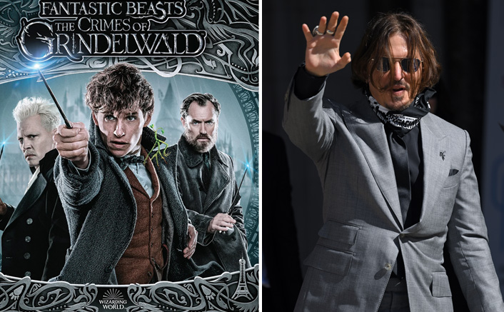 Fantastic Beasts 3: Johnny Depp Will Earn More Than All The Actors Despite Filming Only One Scene For The Film(Pic credit: Getty Images)