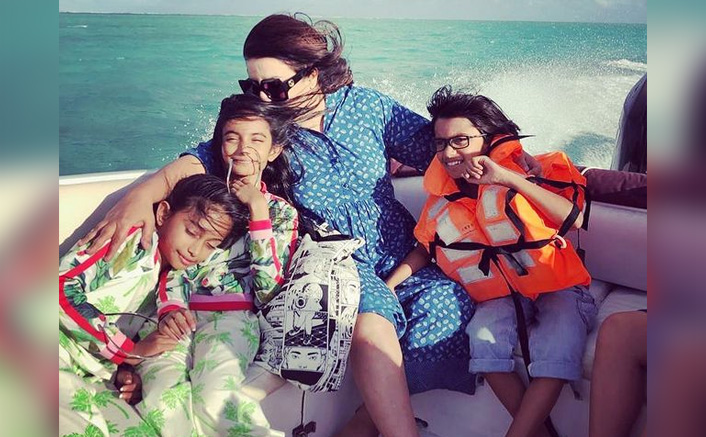 Farah Khan Opens Up On Becoming A Mother At 43(Pic credit: Instagram/farahkhankunder)