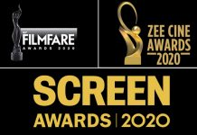Filmfare Awards, Screen Awards and Zee Cine Awards Cancelled For 2021?